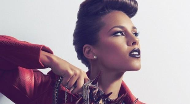 Alicia Keys feat. Maxwell - 'Fire We Make' (Audio)