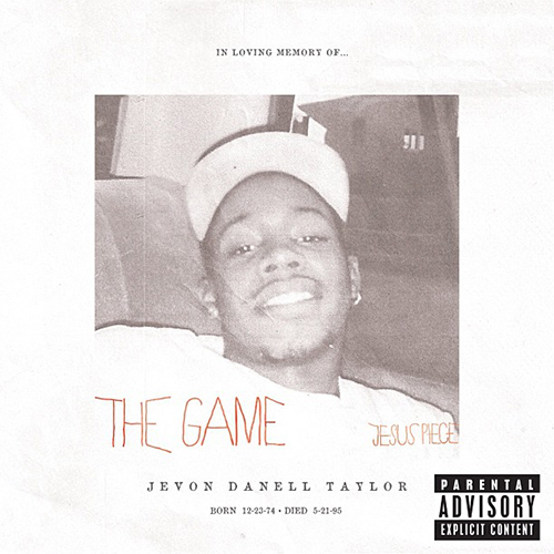 "The Game – ""Jesus Piece"" Trackliste & Cover (News)"