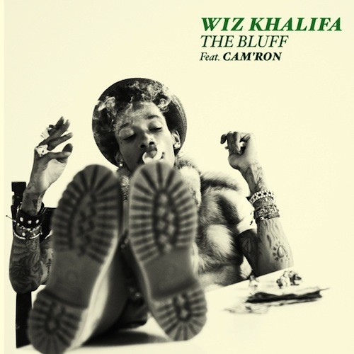 "Wiz Khalifa feat. Cam'Ron – ""The Bluff"" (Audio)"