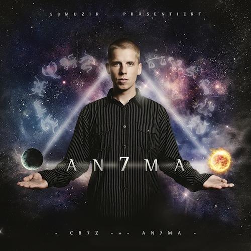 """Cr7z stellt sich und sein Album """"An7ma"""" vor – 16bars.tv- (Video-Interview)"""