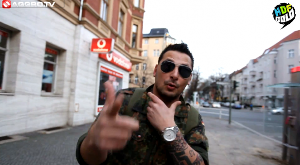 Halt die Fresse GOLD - NR. 06 - B.S.H. aka Bass Sultan (Video)