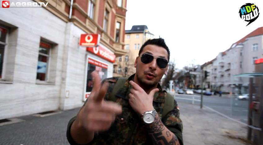 Halt die Fresse GOLD – NR. 06 – B.S.H. aka Bass Sultan (Video)