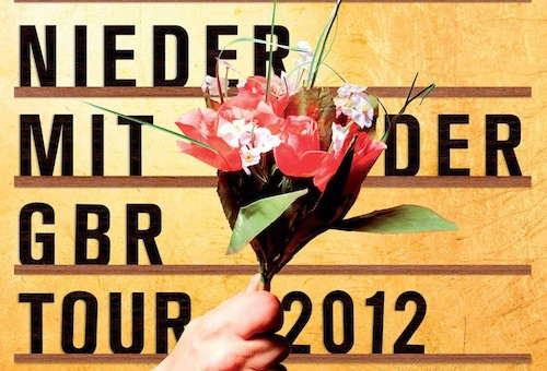 Blumentopf - Die Tour geht weiter!- Tour-Daten (News)