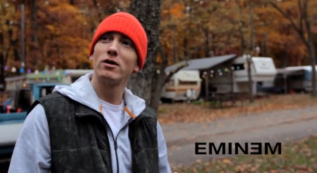 Skylar Grey feat. Eminem 'C'Mon Let Me Ride'- Teaser / Snippet (Video)