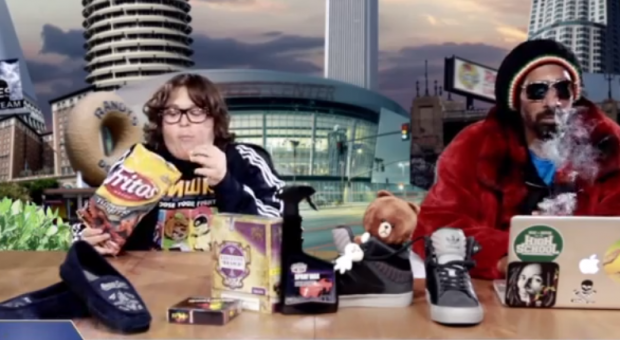 GGN News: Snoop Dogg präsentiert Epic GGN - Epic Mealtime and Thunder Claps (Video)