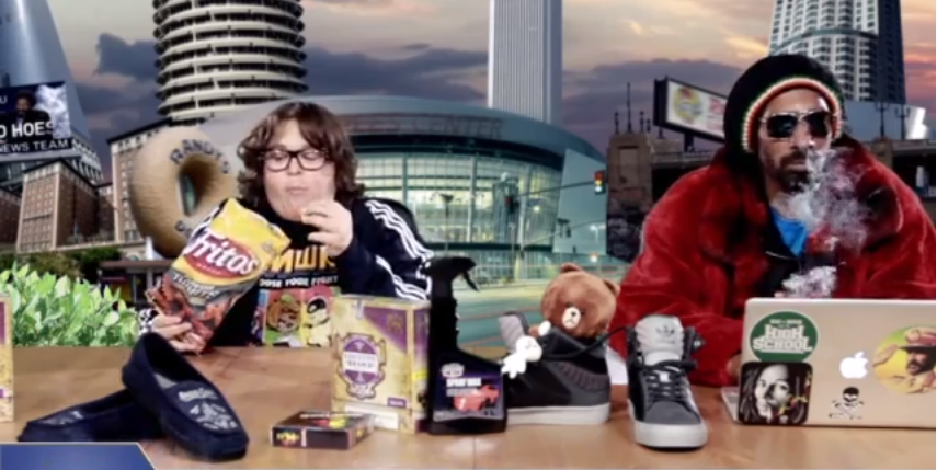 GGN News: Snoop Dogg präsentiert Epic GGN – Epic Mealtime and Thunder Claps (Video)