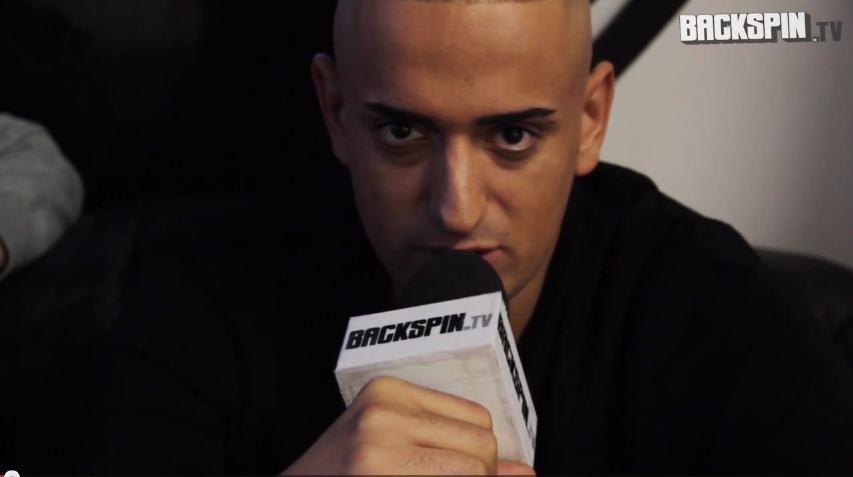 Backspin TV interview mit Haftbefehl – Teil 1-3 (Video-Interview)