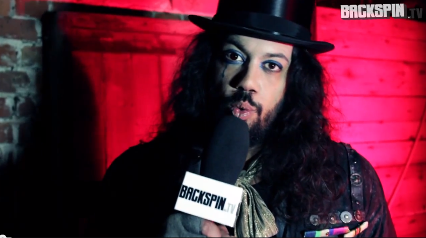 Backspin Tv Interview mit Samy Deluxe aka Herr Sorge (Video-Interview)