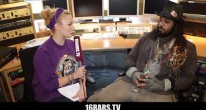 Herr Sorge alias Samy Deluxe spricht mit Visa Vie über den Weltuntergang und sein aktuelles Debutalbum (Video-Interview)