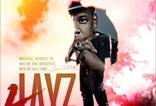 Dj Lissa Monet - '4 Jay-Z'- Mixtape (Audio + Free-Download)
