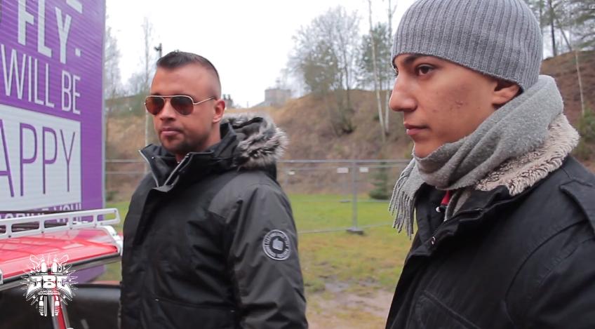 Kollegah & Farid Bang in Riga – Teil 3 (Video)