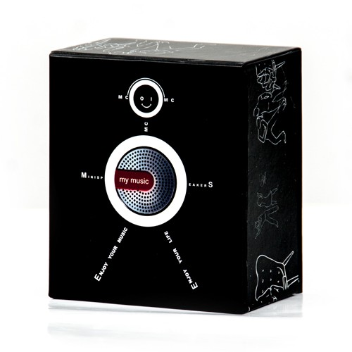 "Kool Savas mit einer ""Wireless Speaker Box"" (News)"