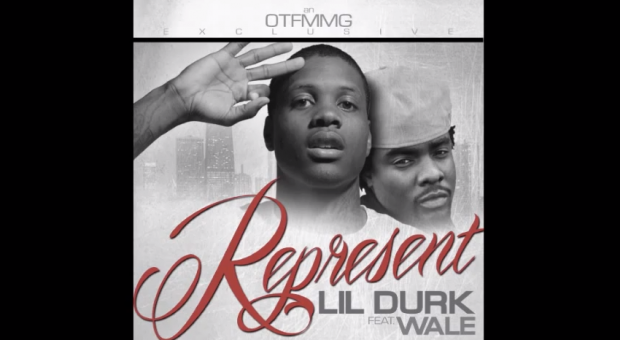 Lil Durk ft. Wale - 'Represent' (Audio)