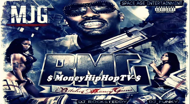 MJG feat. 8 Ball & Snoop Dogg - 'Smokin Chokin'- Bitches Money Guns - Mixtape (Audio)