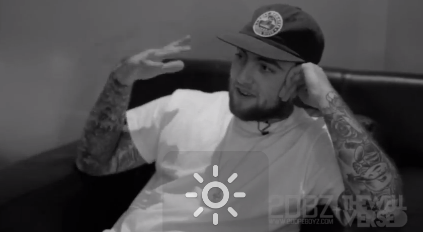 Mac Miller mit The Well Versed im Interview (Video-Interview)