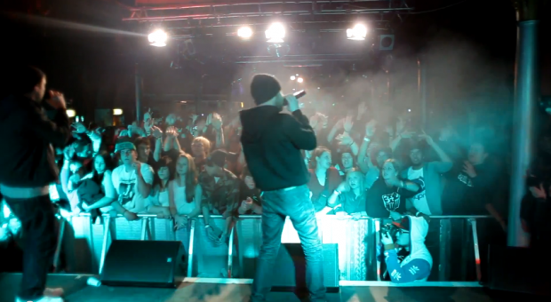 Mach One live @'Mile Of Style 5'- Festival (Video)