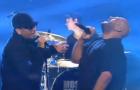 "Moses Pelham & Xavier Naidoo – ""Halt aus""- Live auf VOX (Live-Video)"