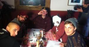 Führte Falk ein Interview mit Sido, Cro und Baba Haft!?- Foto (News)