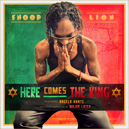"Snoop Dogg aka Snoop Lion feat. Angela Hunte – ""Here Comes The King"" (Audio)"