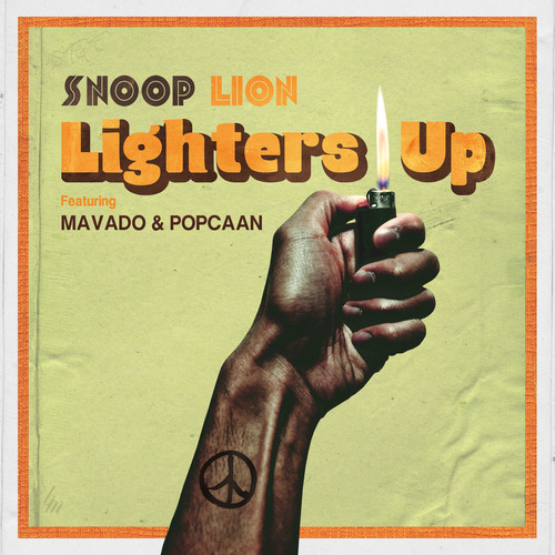 "Snoop Lion feat. Mavado and Popcaan – ""Lighters Up"" (Audio)"