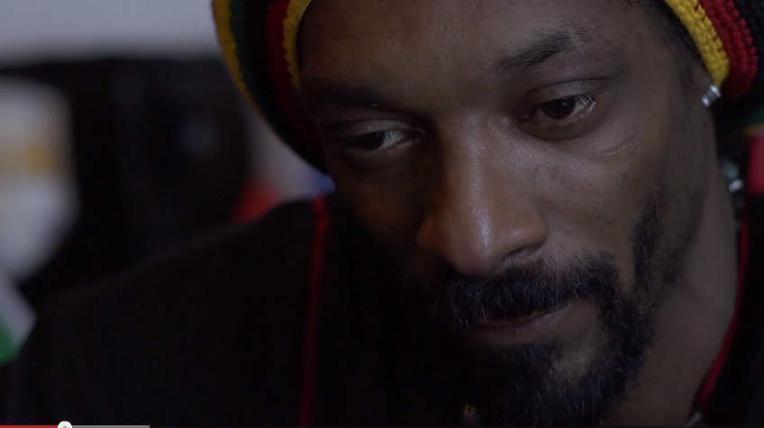 """Snoop Dogg aka Snoop Lion – """"Reincarnated""""- Extended Trailer / Snippet (Video)"""
