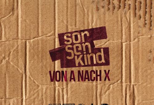 Sorgenkind - 'Von A nach X' Album-Snippet (Audio)