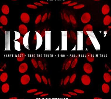 The Game feat. Kanye West, Trae Tha Truth, Z-Ro, Paul Wall & Slim Thug - 'Rollin'' (Audio)