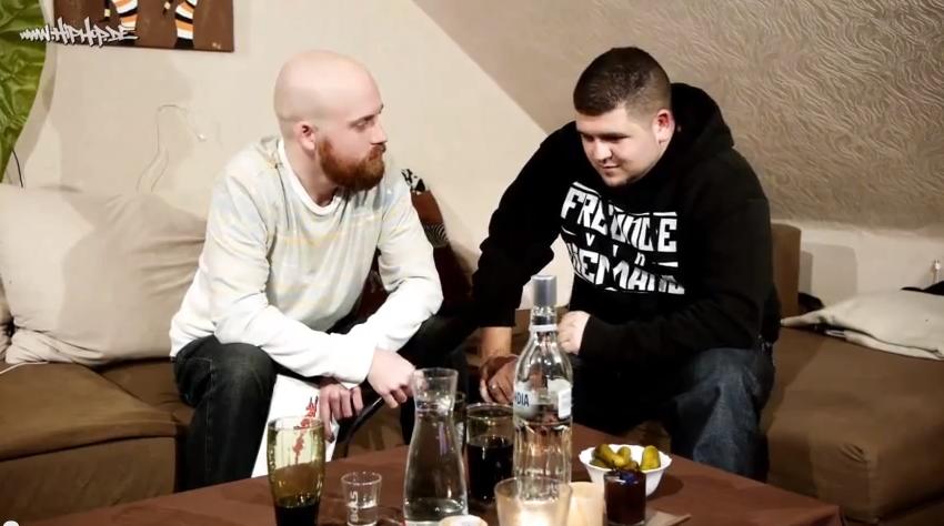 """Toxik trifft Vega und interviewt ihn zum aktuellen Album – """"Nero"""" (Video-Interview)"""
