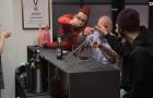 Viejetzt?! #1: Begrüßungsschnaps mit Sido, Jimi Blue, MoTrip und Pillath (Video)