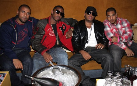 Red Cafe feat. Fabolous & Trey Songz - 'Loaded' (Audio)