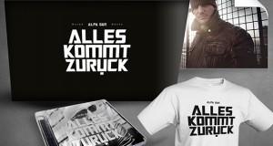 "Alpa Gun – ""Alles kommt zurück""- Album kommt am 12.04.2013"