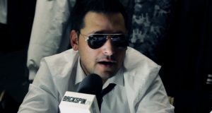 B.S.H a.k.a. Bass Sultan Hengzt wird von dem Head Of Backspin Tv Nico interviewt (Video-Interview)