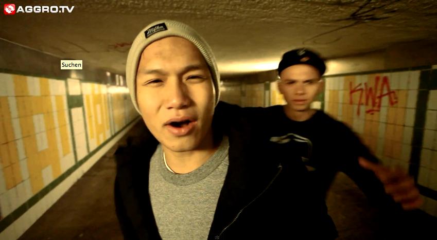 Halt die Fresse: 05 – Der Asiate – Shout Out (Video)