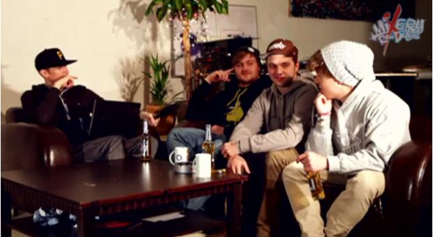 MixeryRaDeluxe- Interview mit Eypro - Djin, Sorgenkind & 3Plusss (Video-Interview)