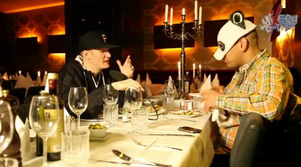 """Falk interviewt Haftbefehl zum kommenden Album """"Blockplatin"""" (Video-Interview)"""