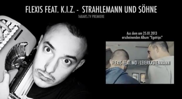 Flexis feat. K.I.Z. - 'Strahlemann und Söhne'- 16bars.tv Audio-Premiere (Audio)