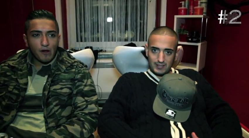 Haftbefehl & Capo – Ihre Meinung zu den Top-Tracks auf den Album, verschiedene Alben, andere Rapper uvm (Video-Interview)