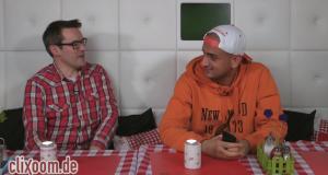 """Clixoom-Interview mit Haftbefehl: """"Deutscher Rap ist auf Schwanz!"""" (Video-Interview)"""
