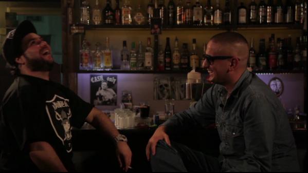 '6 Kurze 6 Fragen' von Tape.Tv an Haftbefehl - Teaser / Snippet (Video-Interview)