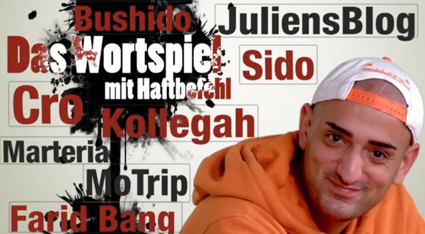 Haftbefehl im Wortspiel: Er redet über JuliensBlog, Kollegah, Cro uvm (Video-Interview)