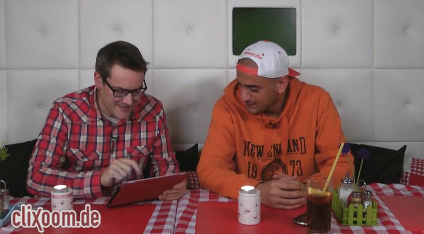 """Clixoom interviewte Haftbefehl: """"Chabos wissen wer der Babo ist""""- Rap-Analyse (Video-Interview)"""