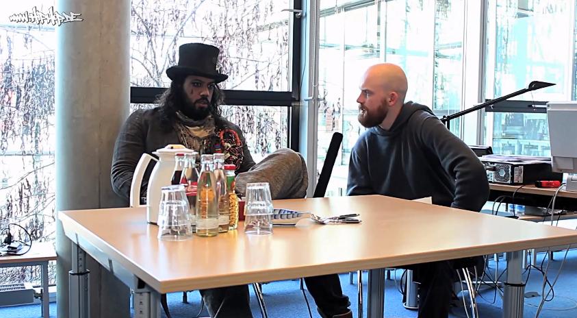 """Toxik trifft: Herr Sorge aka Samy Deluxe – """"Jahreswechsel mit schönen Melodien"""" (Video-Interview)"""