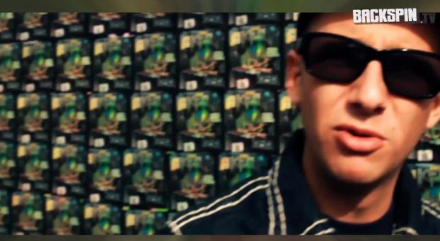 King Keil - 'Form die Finger zum W'- Backspin Tv Premiere (Video)