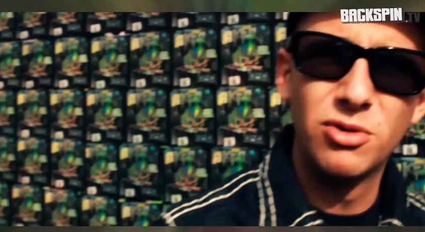 "King Keil – ""Form die Finger zum W""- Backspin Tv Premiere (Video)"