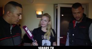 Visa Vie zu Besuch bei Kollegah & Farid Bang im Studio (Video-Interview)