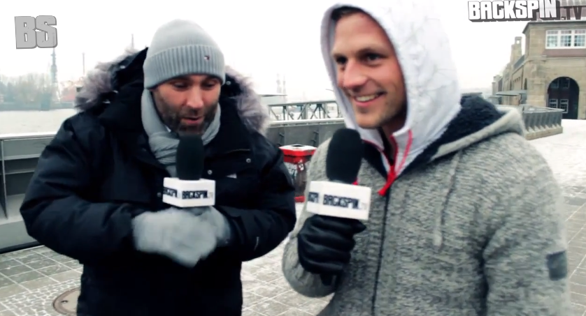 Backspin Tv- Interview: Nico interviewt Kontra K (Video-Interview)