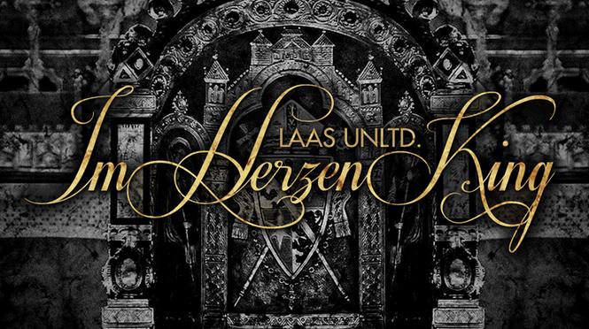 "Laas Unltd. – ""Im Herzen King""- Cover, Trackliste & Feature-Gäste (News)"