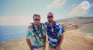 Marteria & Paul Ripke auf Hawaii (Video)