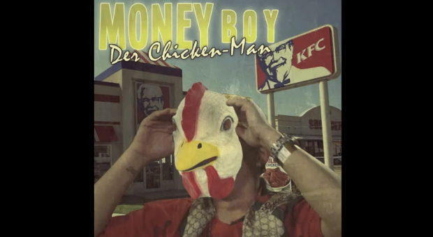 Money Boy - 'Ich bin der Chicken Man' (Audio)