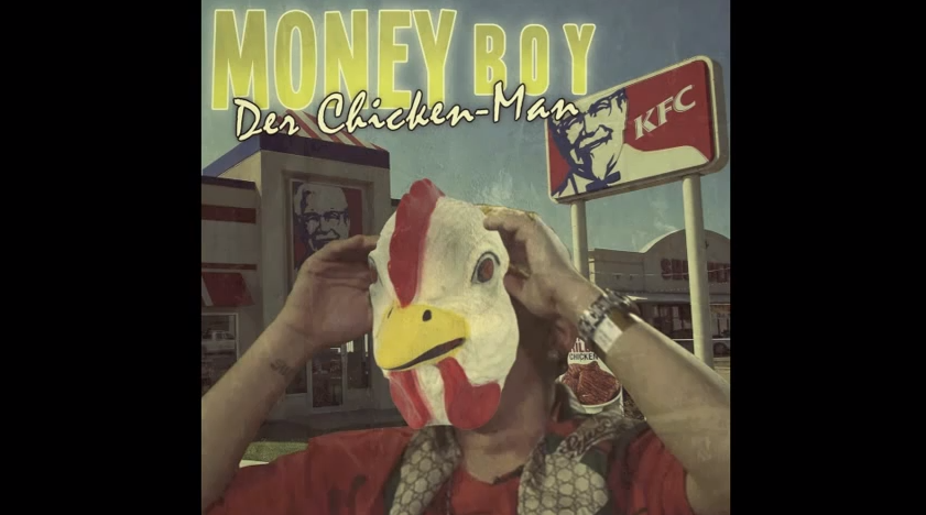 """Money Boy – """"Ich bin der Chicken Man"""" (Audio)"""